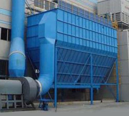 洗煤厂皮带输送机除尘器